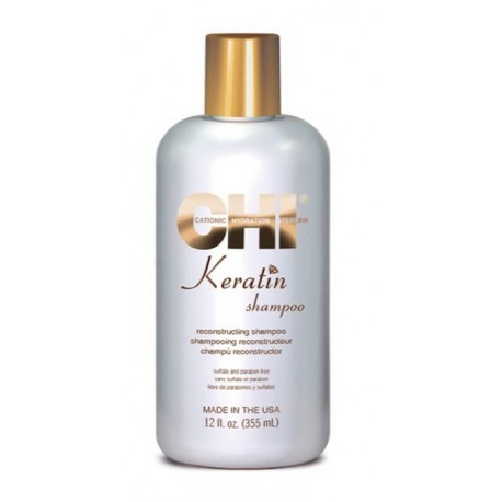 CHI KERATIN SHAMPOO  - vyživujúci šampón