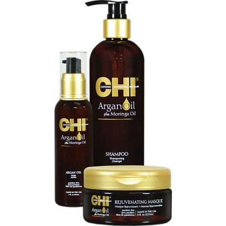 CHI Argan Oil Deep Moisture KIT